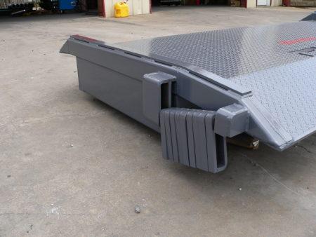 Steel rail boards