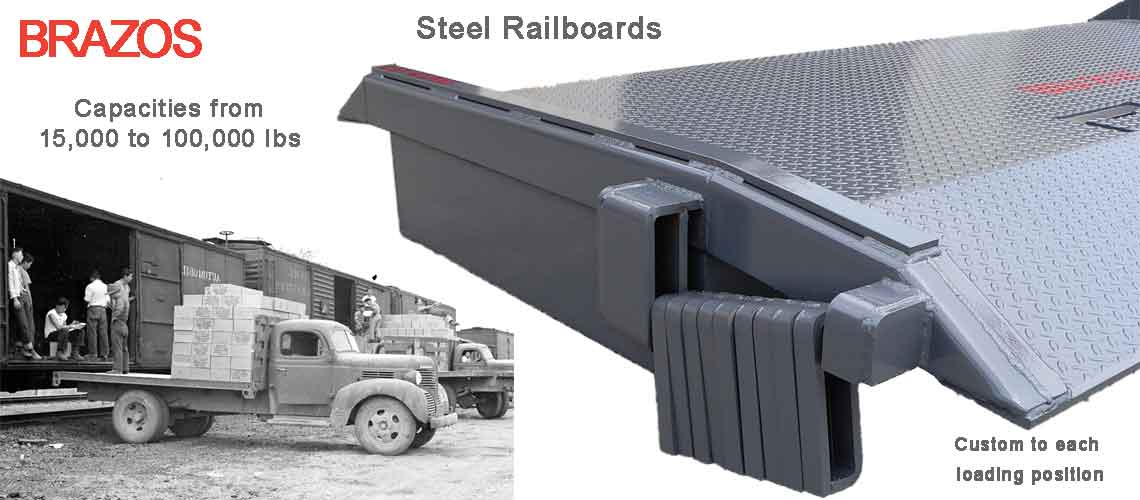 best steel loading ramps and steel railboards - steel rail boards