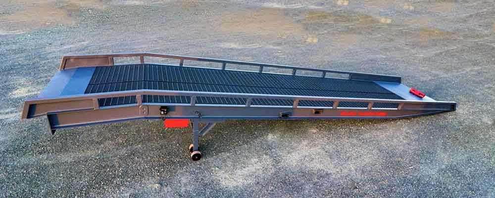 Portable Forklift Ramp – When Is It The Answer