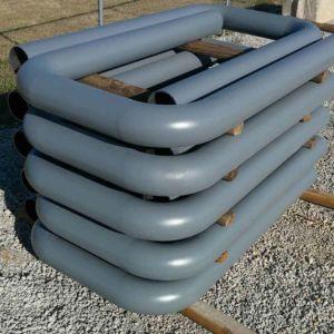 Custom Bollards - Engineered for maximum impact protection