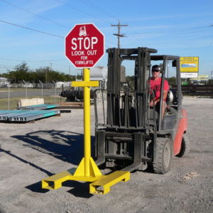 Portable Stop Sign