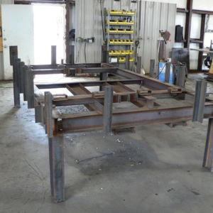Working Jig for dock board