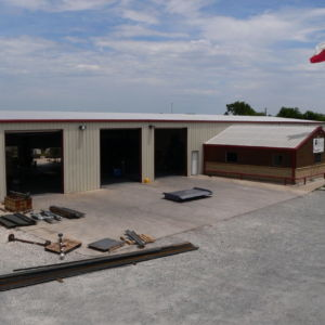 Brazos Manufacturing Main Facility