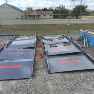 Steel Dockboards